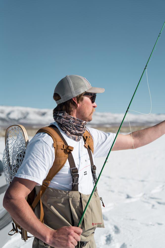 Rätt spö vid flugfiske